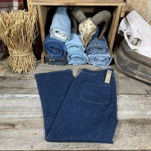 J Crew Women's Boot Crop Denim Jeans Size 32 NWT